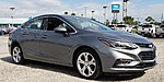 NEW 2018 CHEVROLET CRUZE 4DR SDN 1.4L PREMIER W/1SF in SAINT AUGUSTINE, FLORIDA