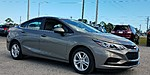NEW 2018 CHEVROLET CRUZE 4DR SDN 1.4L LT W/1SD in SAINT AUGUSTINE, FLORIDA