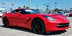 NEW 2019 CHEVROLET CORVETTE 2DR STINGRAY CPE W/1LT in SAINT AUGUSTINE, FLORIDA