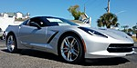 NEW 2019 CHEVROLET CORVETTE 2DR STINGRAY Z51 CPE W/1LT in SAINT AUGUSTINE, FLORIDA