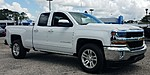 New 2018 CHEVROLET SILVERADO 1500 2WD DOUBLE CAB 143.5 in SAINT AUGUSTINE, FLORIDA