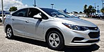 NEW 2018 CHEVROLET CRUZE 4DR SDN 1.4L LS W/1SB in SAINT AUGUSTINE, FLORIDA