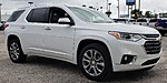 New 2019 CHEVROLET TRAVERSE FWD 4DR PREMIER W/1LZ in SAINT AUGUSTINE, FLORIDA