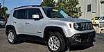 USED 2017 JEEP RENEGADE LATITUDE 4X4 in ST. AUGUSTINE, FLORIDA