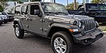 NEW 2020 JEEP WRANGLER SPORT S in ST. AUGUSTINE, FLORIDA