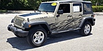 USED 2017 JEEP WRANGLER UNLIMITED SPORT in PEMBROKE PINES, FLORIDA