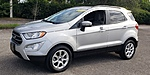 USED 2018 FORD ECOSPORT SE in PEMBROKE PINES, FLORIDA