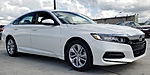 NEW 2020 HONDA ACCORD SEDAN LX 1.5T CVT in DAVIE, FLORIDA