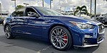 USED 2019 INFINITI Q50 RED SPORT 400 RWD in TAMARAC, FLORIDA