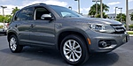 USED 2014 VOLKSWAGEN TIGUAN 4MOTION 4DR AUTO S in TAMARAC, FLORIDA