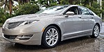 USED 2015 LINCOLN MKZ HYBRID SELECT in PEMBROKE PINES, FLORIDA