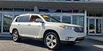 USED 2012 TOYOTA HIGHLANDER LIMITED 4X4 in FT. PIERCE, FLORIDA