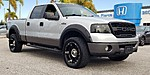 USED 2006 FORD F-150 FX4 4X4 in FT. PIERCE, FLORIDA