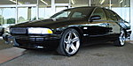 USED 1996 CHEVROLET CAPRICE IMPALA SS in GAINESVILLE, FLORIDA