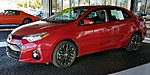 USED 2014 TOYOTA COROLLA S PREMIUM in GAINESVILLE, FLORIDA