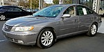 USED 2006 HYUNDAI AZERA LIMITED in GAINESVILLE, FLORIDA