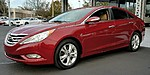 USED 2011 HYUNDAI SONATA LIMITED W/NAV in GAINESVILLE, FLORIDA