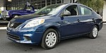 USED 2012 NISSAN VERSA 1.6 S in GAINESVILLE, FLORIDA