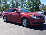 USED 2014 HYUNDAI SONATA GLS in GAINESVILLE, FLORIDA (Photo 12)