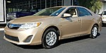 USED 2012 TOYOTA CAMRY LE in GAINESVILLE, FLORIDA