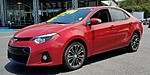 USED 2015 TOYOTA COROLLA S in GAINESVILLE, FLORIDA