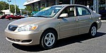 USED 2006 TOYOTA COROLLA LE W/LEATHER in GAINESVILLE, FLORIDA