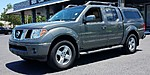 USED 2005 NISSAN FRONTIER LE W/LEATHER in GAINESVILLE, FLORIDA