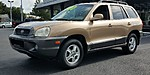 USED 2003 HYUNDAI SANTA FE GLS in GAINESVILLE, FLORIDA