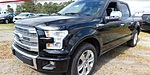 NEW 2016 FORD F-150 PLATINUM in LAKE CITY, FLORIDA
