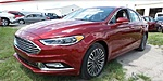 NEW 2017 FORD FUSION TITANIUM in LAKE CITY, FLORIDA