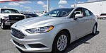 NEW 2017 FORD FUSION S in LAKE CITY, FLORIDA