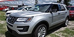 NEW 2017 FORD EXPLORER BASE in LAKE CITY, FLORIDA