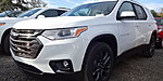 NEW 2019 CHEVROLET TRAVERSE RS in MACCLENNY, FLORIDA