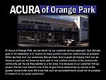 USED 2017 ACURA ILX PREMIUM PACKAGE in JACKSONVILLE, FLORIDA (Photo 1)