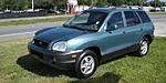Used 2002 HYUNDAI SANTA FE  in JACKSONVILLE, FLORIDA