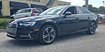 USED 2017 AUDI A4 PREMIUM PLUS QUATTRO in JACKSONVILLE, FLORIDA