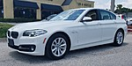 USED 2015 BMW 528 IA PREMIUM SEDAN in JACKSONVILLE, FLORIDA