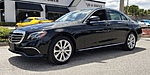 USED 2017 MERCEDES-BENZ E300 LUXURY SEDAN - P03 PKG - NEW $67,275.00 - SAVE in JACKSONVILLE, FLORIDA
