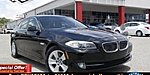 Used 2013 BMW 5 SERIES 528I in JACKSONVILLE, FLORIDA