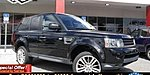 USED 2011 LAND ROVER RANGE ROVER SPORT HSE LUX in JACKSONVILLE, FLORIDA
