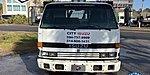 USED 1995 ISUZU NPR 16' FLAT DUMP in JACKSONVILLE, FLORIDA
