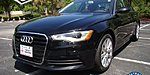 USED 2015 AUDI A6 2.0T PREMIUM PLUS in JACKSONVILLE, FLORIDA