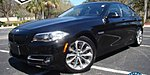 USED 2015 BMW 5 SERIES 528I in JACKSONVILLE, FLORIDA