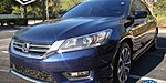 USED 2015 HONDA ACCORD SPORT in JACKSONVILLE, FLORIDA