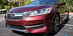 USED 2016 HONDA ACCORD LX in JACKSONVILLE, FLORIDA
