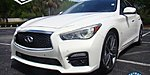 USED 2014 INFINITI Q50 SPORT in JACKSONVILLE, FLORIDA