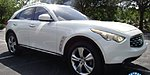 USED 2009 INFINITI FX35 BASE in JACKSONVILLE, FLORIDA