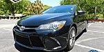 Used 2015 TOYOTA CAMRY SE in JACKSONVILLE, FLORIDA