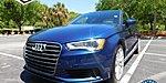 USED 2015 AUDI A3 1.8T PREMIUM in JACKSONVILLE, FLORIDA