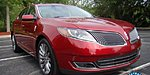 USED 2016 LINCOLN MKS BASE in JACKSONVILLE, FLORIDA